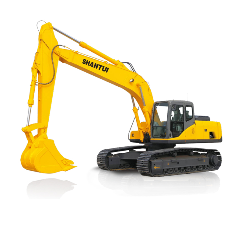 Good working condition crawler rc excavator