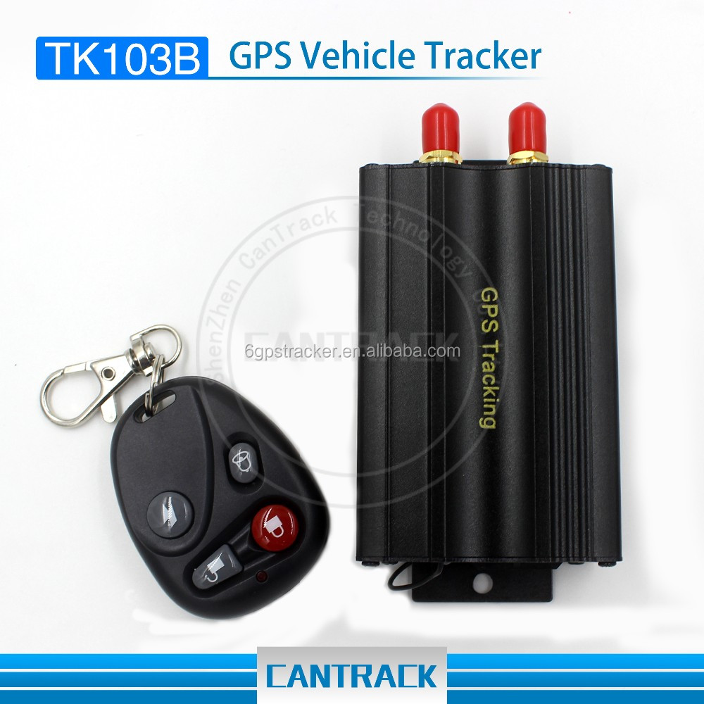 Made in shenzhen truck gps vehicle tracking system TK103B