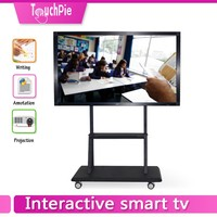 Infrared touch screen lcd monitor interactive tv touch screen whiteboard