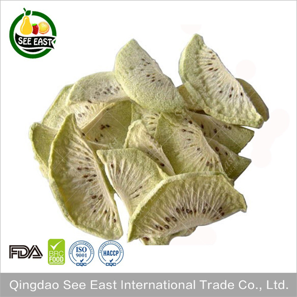 wholesale price freeze dried Kiwi fruit prices