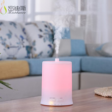 Super quality antique humidifier aroma diffuser led humidifier with 7 led light