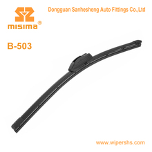 wholesale multifunction front windshield wiper blades with 12 adapters
