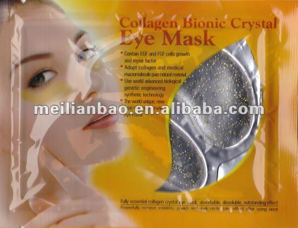 remove wrinkles and <strong>eye</strong> bags gold foil <strong>eyes</strong> mask cosmetic contract manufacturers
