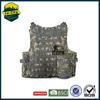 Military vest tactical vest with clips pouches