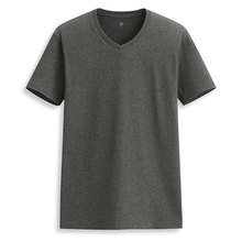 Shorts sleeve plain t-shirts blank clothing manufacturers OEM service boys t shirt summer garment