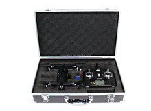 Black Color Aluminum Carrying Case for Syma X9 Quadcopter Drone