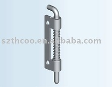 Cabinet door spring latch Hinge