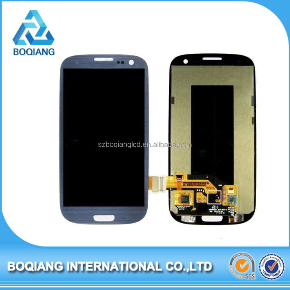 Replacement lcd screen for samsung galaxy s3 lcd screen, for samsung galaxy s3 i9300 lcd screen display