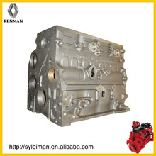 4 cylinder diesel engine cylinder block 3903920 for cummins