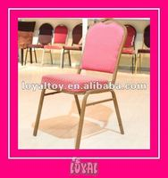 Popular Cheap second hand stacking chairs