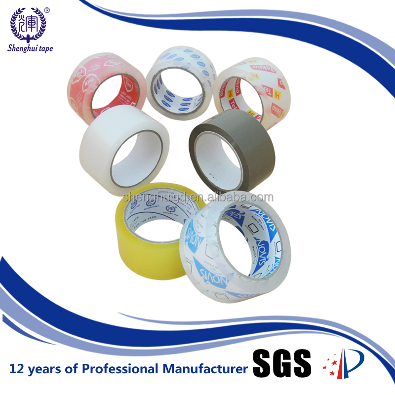 High Performance Waterproof Jumbo Roll Opp Packing Sealing Adhesive Tape