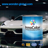 High Gloss Mirror Effect Car Paint Colors For Car Repair