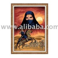 Sahara Cross Stitch