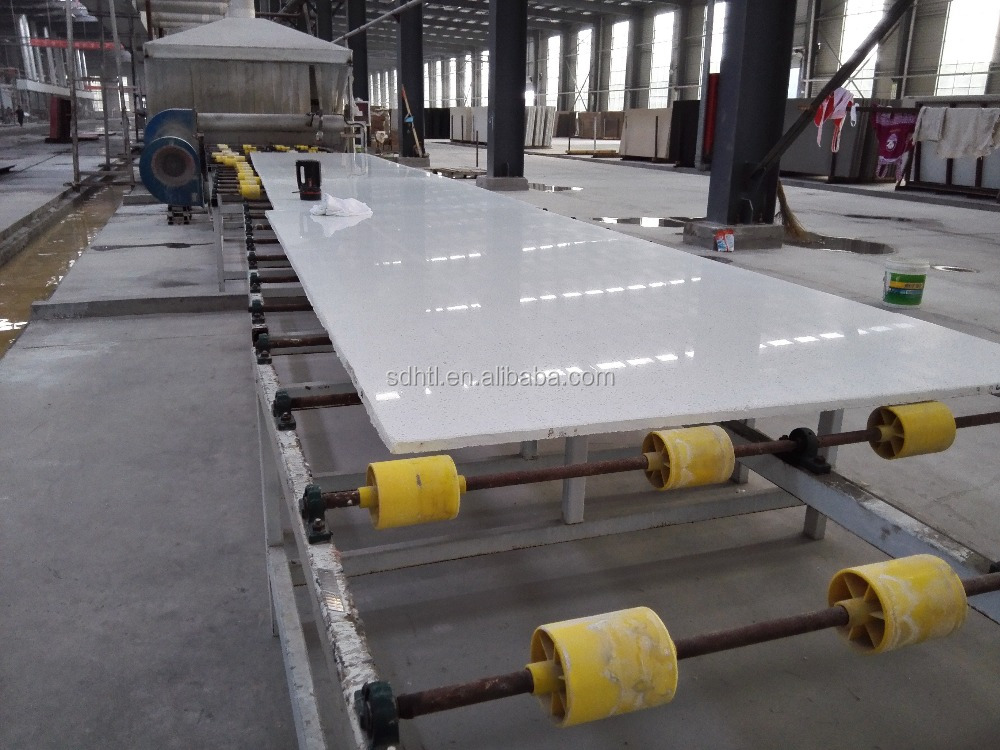 Artificial quartz stone for work tops, factory direct quartz stone slab for kitchen countertops, decorative quartz tiles