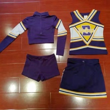 Cheerleader kostuums voor cheerleading