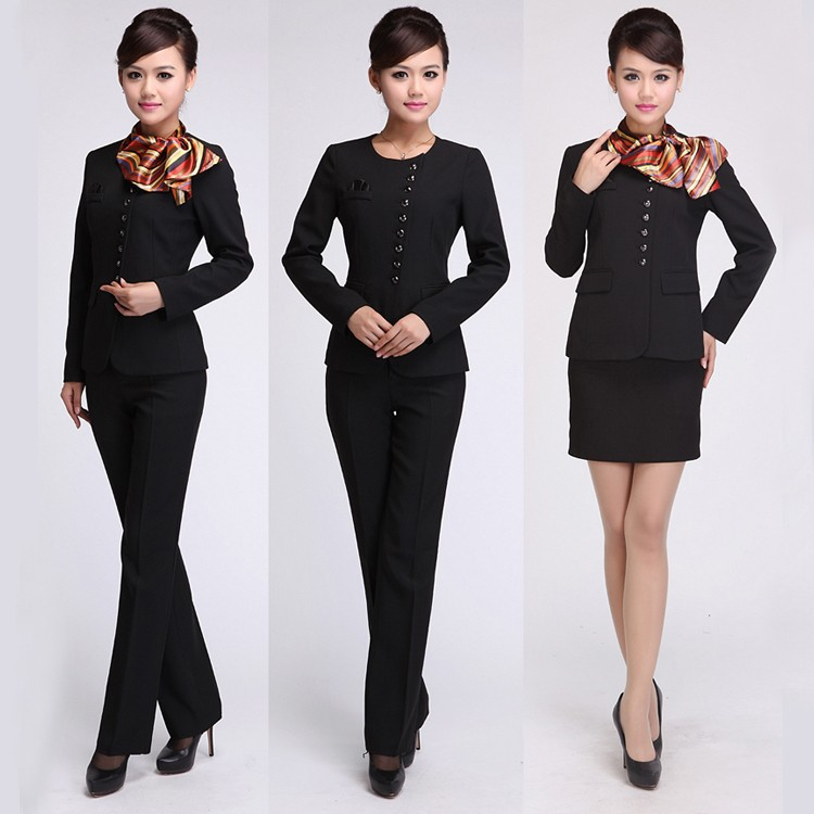 Uniforms For Receptionistairline Pilothotel Buy Receptionist