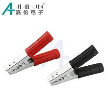 JIALUN insulated large battery alligator clips 158mm 400A large battery clamp