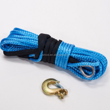 8mm car synthetic car winch rope
