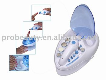 nail dryer maincure pedicure set