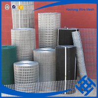 haotong high quality new product 3/4 inch square screen welded wire mesh