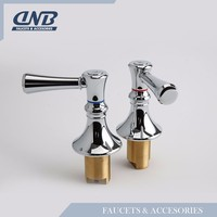 Sagetta Cheap Sanitary Ware Push Button Wash Hand Tap To Basin Faucet