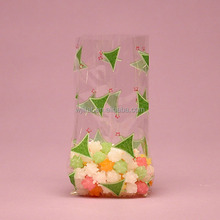 Clear PP gift bags,stand up pouch