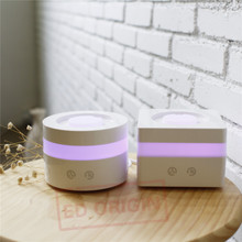 Ultrasonic aroma light diffuser / Usb mini electric aroma diffuser / Electric diffuser essential oil