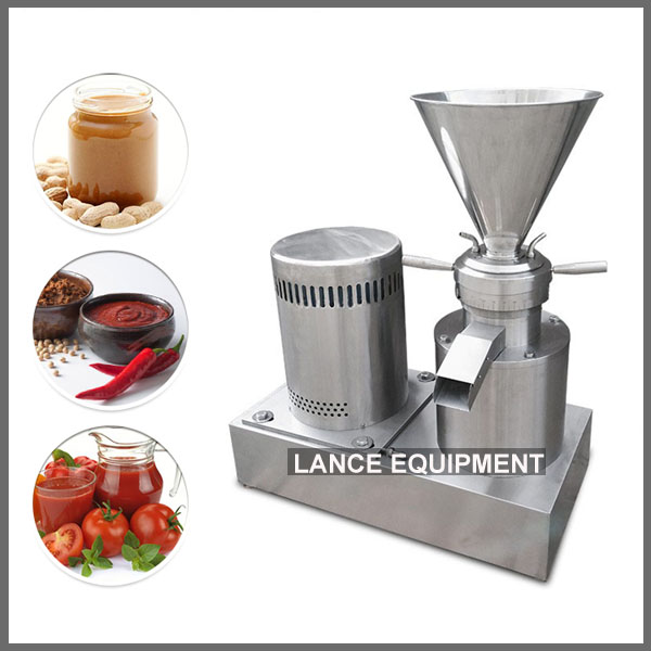 almond milk colloid grinder/almond milk processing plant
