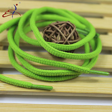 shoe laces silicone round shoelaces for Hoodie