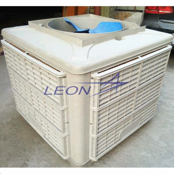 evaporative air cooler in industrial air conditioners