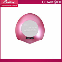 2016 iBelieve New arrival electric powerful professional finger and foot nail dryer