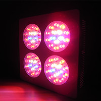 Evergrow S4 series Affordable prices led Grow Light full spectrum 3W single chip led grow light
