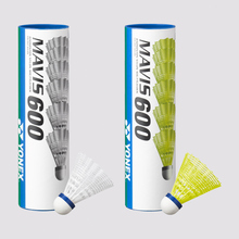 Retail Original Genuines Nylon With Integral Cork Mavis 300 500 600 2000 Badminton Nylon Shuttlecock