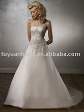 Wedding Dress Wedding Gown/popular wedding dress/FYH-WD1746