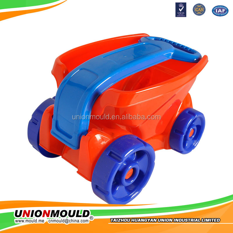 Plastic children toy mold/toy molds part for taizhou huangyan