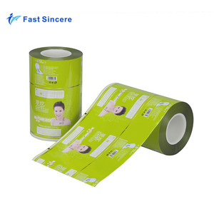 Printed Pouch Thermal Laminating Plastic Packing Film Roll