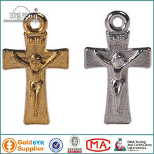 Metal Cross,Gold Plated Silver Plated Cross,Small Metal Cross Wholesale