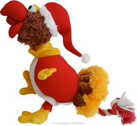 CHRISTMAS TURKEY CATAPULT DOG TOY 2014 new design