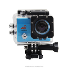 4K 30FPS Fhd 1080p wifi sports dv waterproof action camera
