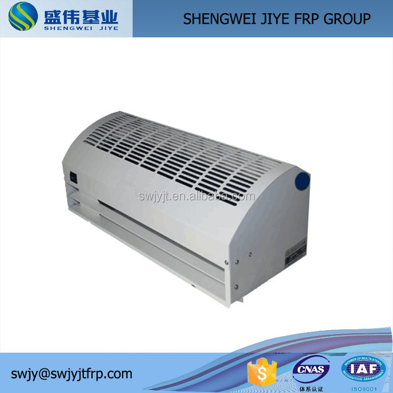 2017 hot saleing two single phase asynchronism motors air curtain