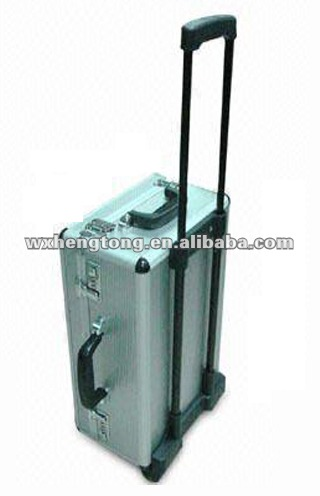 aluminium travel case