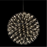 Raimond Lamps Spark Ball Chandeliers Fireworks Globe Pendant Lighting