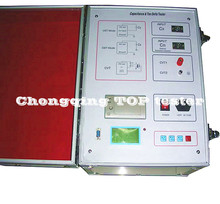 Rapid Determination Electric Cable Dielectric Loss Detector/Transformer Dissipation Factor Detection Equipment