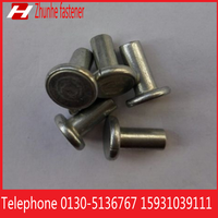 GB Rivets Solid Flat Head Rivet