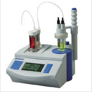Integrated design of valve and burette BT-4B Automatic Potential Titrator