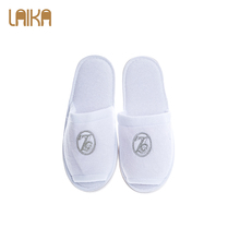 High Quality Women and Men Open Toe Spa <strong>Slippers</strong> for Hotels