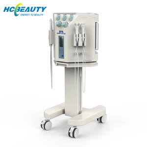 Skin cleaning spa dermabrasion machine aqua peeling for sale