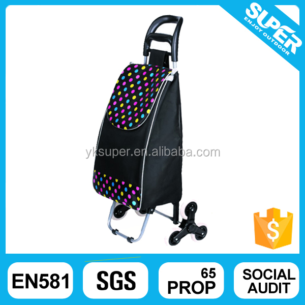 2015 6 Wheel Shopping Trolleys