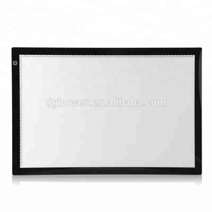 A2 Ultra-thin LED Light Pad Box Painting Tracing Panel Copy Board