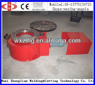welding rotator table